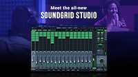 Introducing the New Waves SoundGrid Studio
