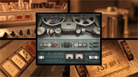 J37 Tape Plugin Overview at Abbey Road Studios