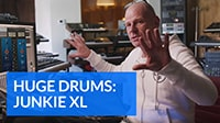 Junkie XL on Producing Huge Cinematic Drums