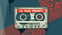 Lo-Fi Hip Hop Effects | Lu Diaz Kaleidoscopes Presets