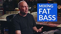 Mixing Bass: Tips for Mixing a Fat Bass Tone