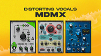 Mixing Hip Hop Lead Vocals and Ad-Libs with Distortion