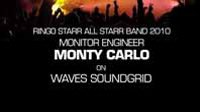 Monty Carlo on Waves for Yamaha Mixers