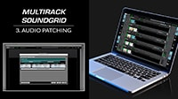 MultiRack SoundGrid Tutorial 3: Patching