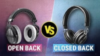 Open-Back vs. Closed-Back Headphones COMPARED for Recording & Mixing