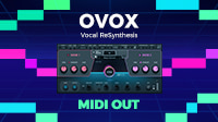 OVox Vocal ReSynthesis — VST MIDI Out Tutorial