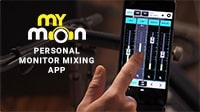 Presenting MyMon: Personal Monitor Mixer for Musicians on Stage