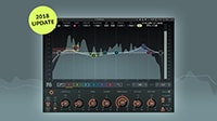 Real-Time Analyzer Added to the F6 Dynamic EQ