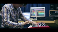 Mixing while Tracking in Real Time with DiGiGrid IOS