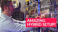 SoundGrid in the Studio: Amazing Hybrid Studio Tour