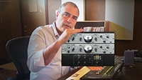 Tony Maserati Explores the Abbey Road RS124 Compressor
