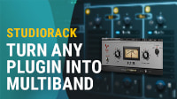 Turn Any Waves Plugin into Multiband with StudioRack