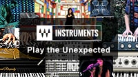 Waves Instruments – Play the Unexpected