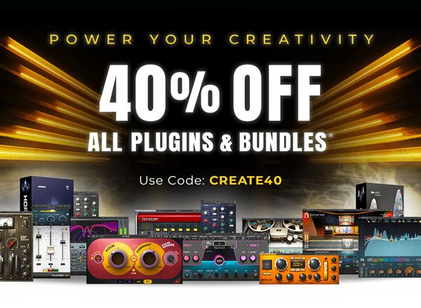 Starts Now - 40% OFF Everything